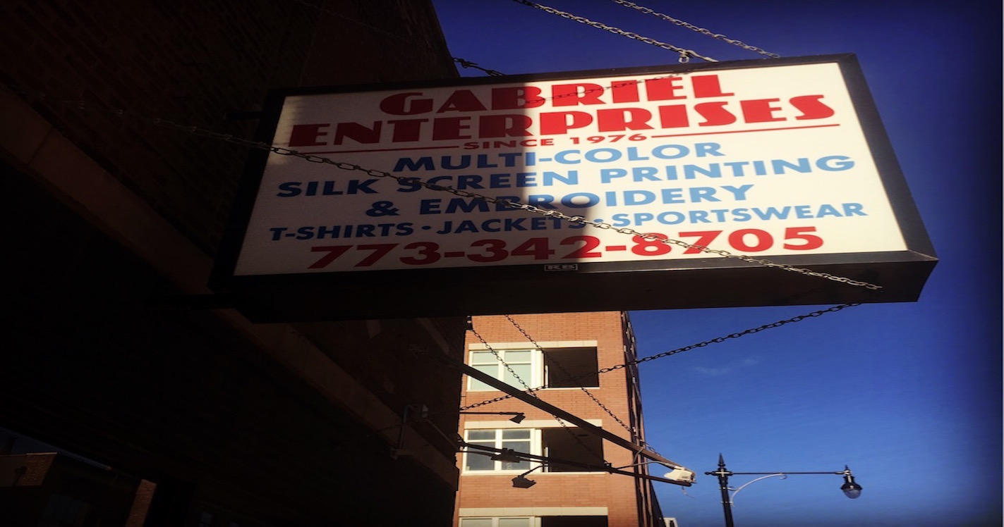 Chicago Embroidery Screen Printing